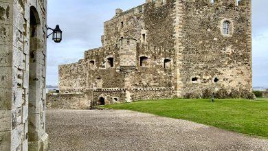 Photo of Outlander locaties in omgeving van Edinburgh