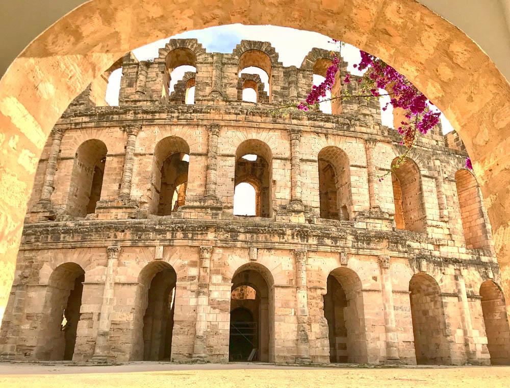 El Djem amfitheater - Wat te doen in Tunesië - Reislegende.nl