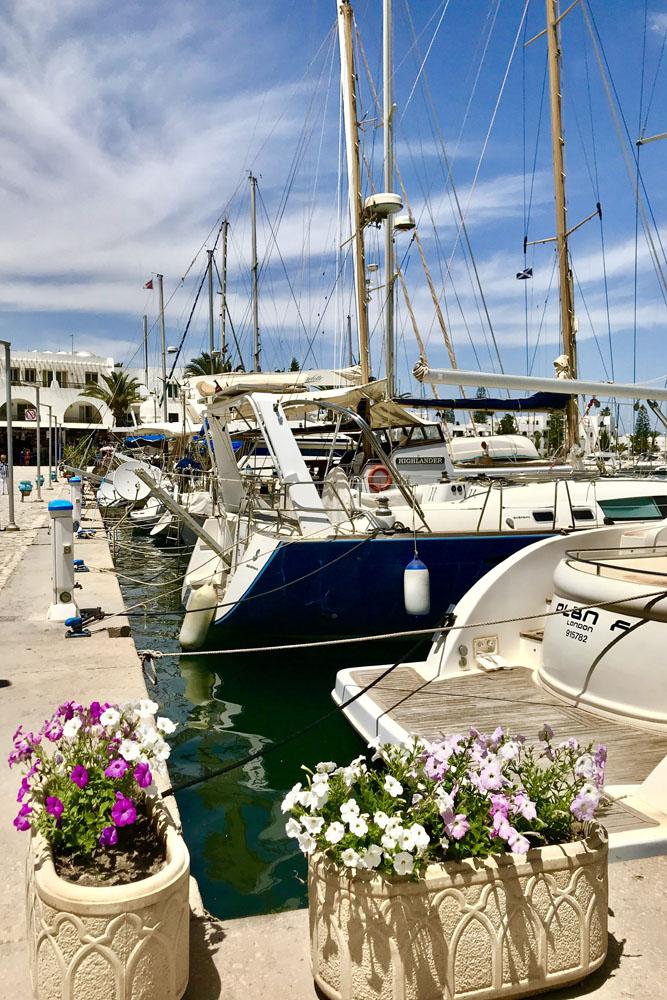 Port El Kantaoui Tunesië - Wat te doen in Tunesië - Reislegende.nl