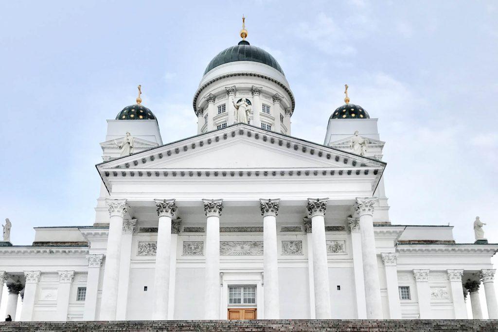 Domkerk van Helsinki - Reislegende.nl