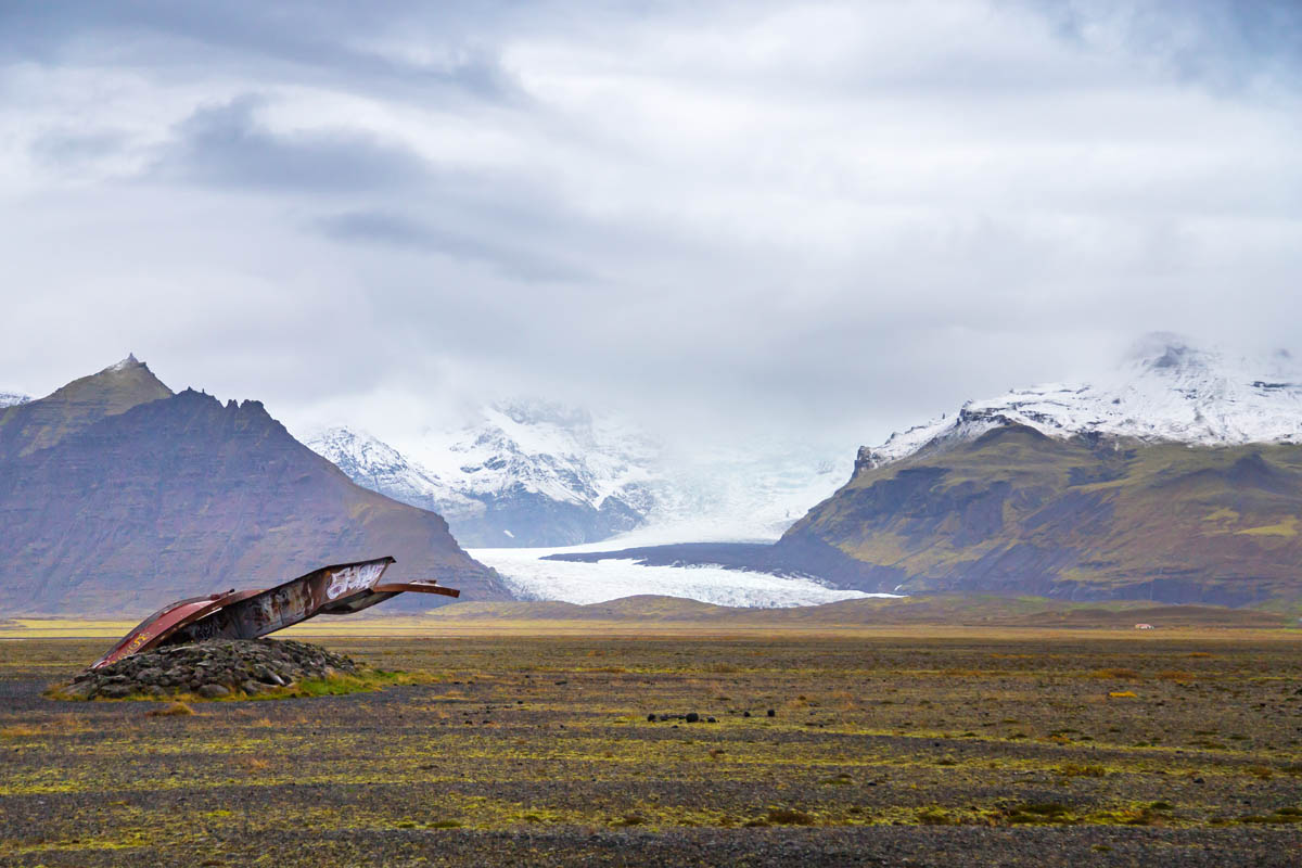 IJsland route voor 3 dagen (4 nachten) - Reislegende.nl