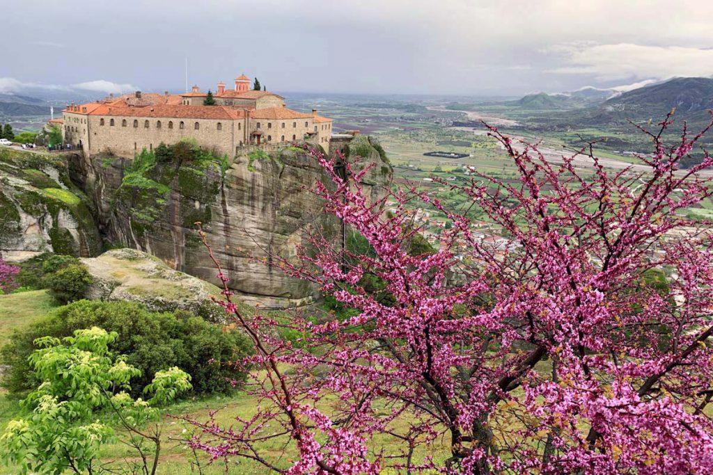 Agios Stefanos, Meteora kloosters in Griekenland