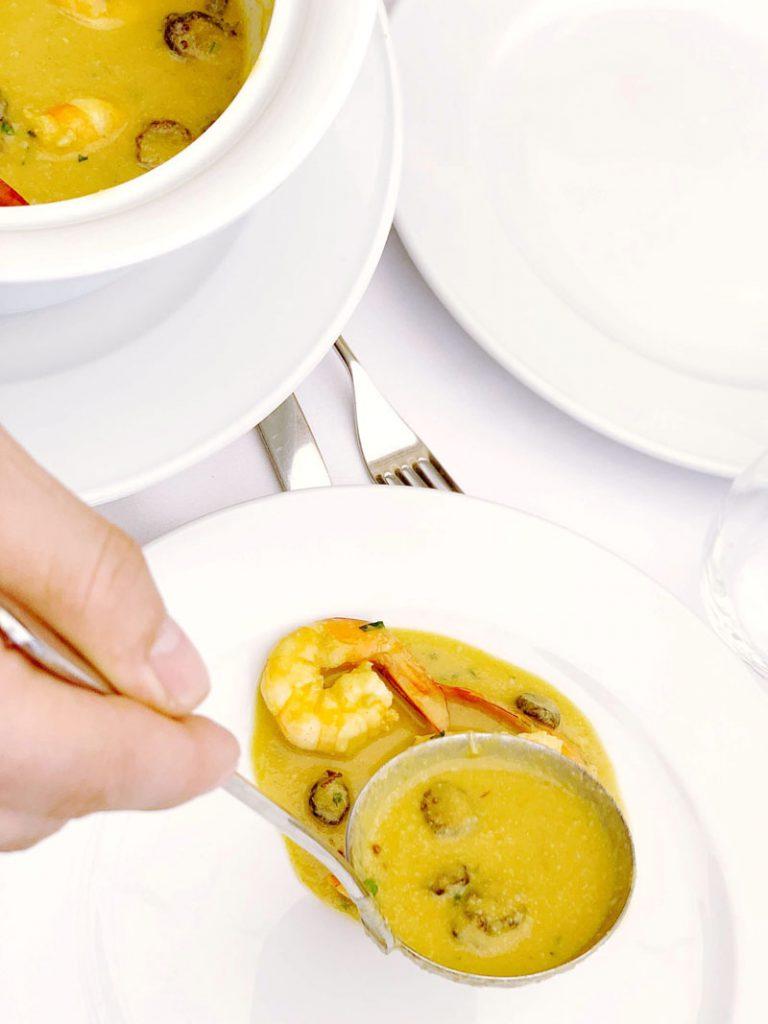 Ibo restaurante Lisboa authentiek Portugese gerechten met koloniale invloeden