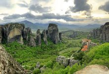 Photo of Meteora kloosters, werelderfgoed in Griekenland