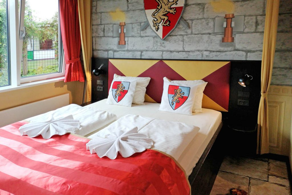 LEGOLAND hotel in Billund