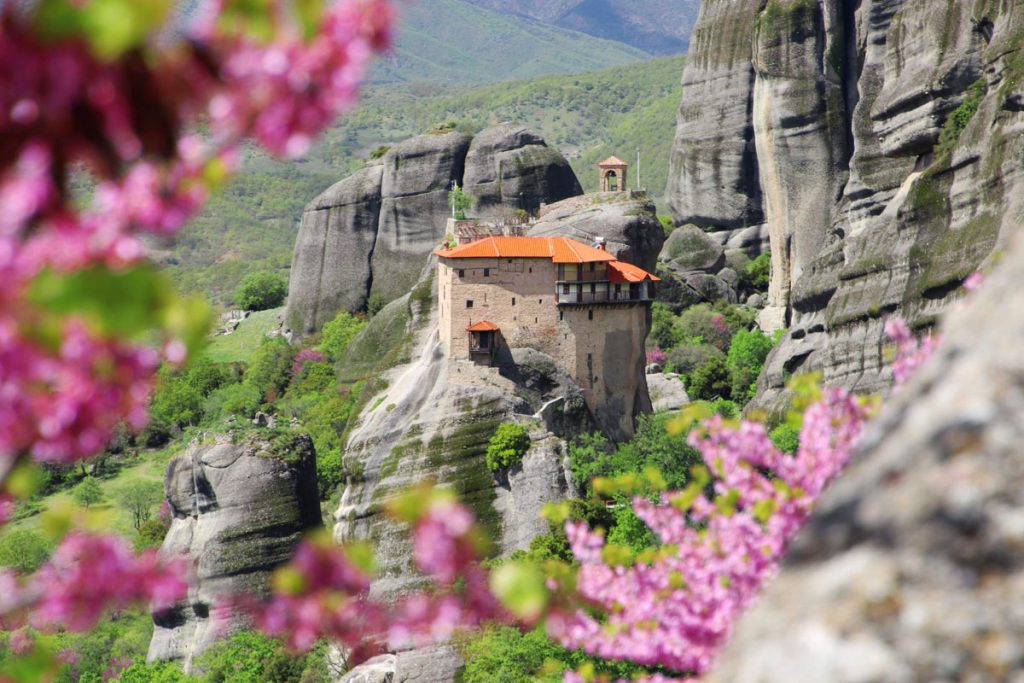 Agios Nikolaos, Meteora kloosters