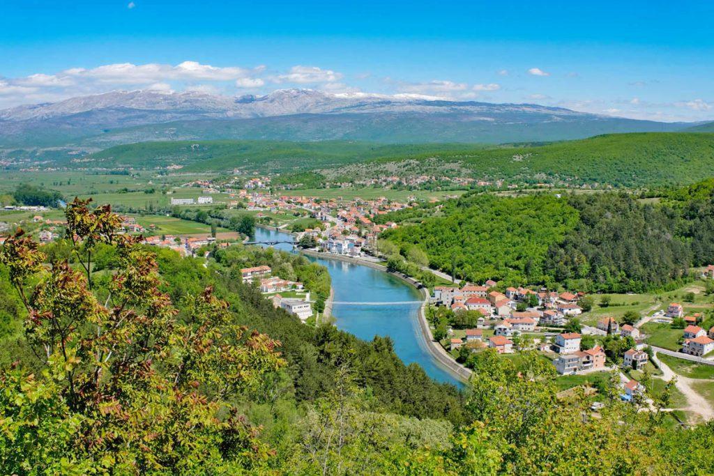 Trilj, Cetina rivier. 9x wat te doen in de omgeving van Split