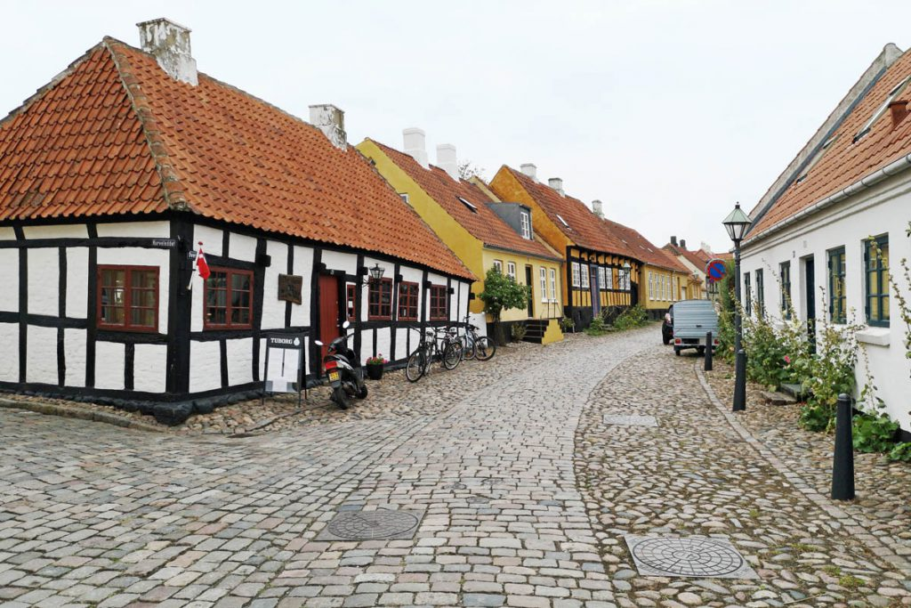 Ebeltoft in Denemarken - Reislegende.nl