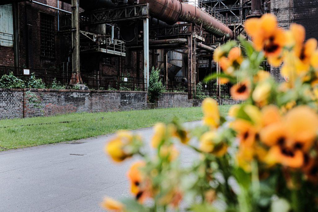 Landschaftspark Duisburg-Nord - Reislegende.nl