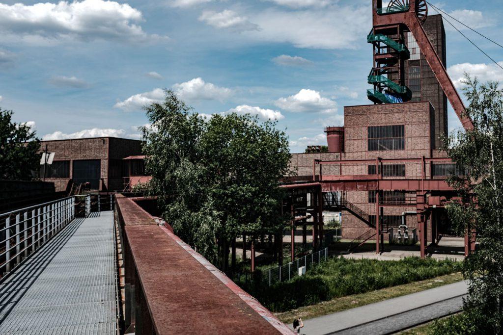 Zeche Zollverein - Reislegende.nl