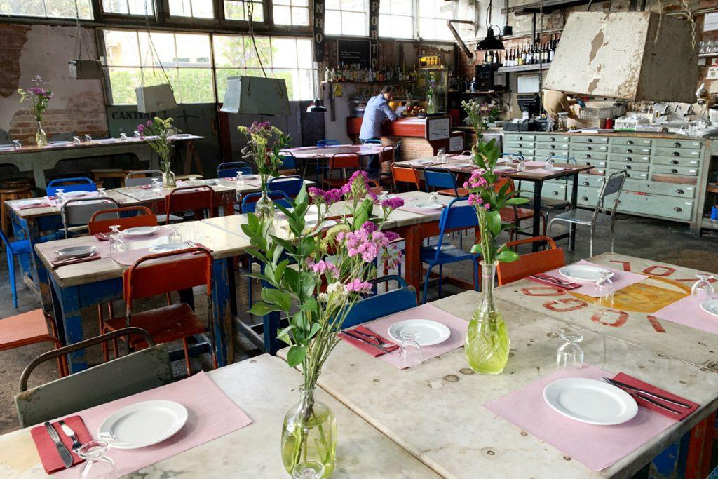Cantina LX Factory Lissabon: 7 bezienswaardigheden in Belém die je niet mag missen - Reislegende.nl
