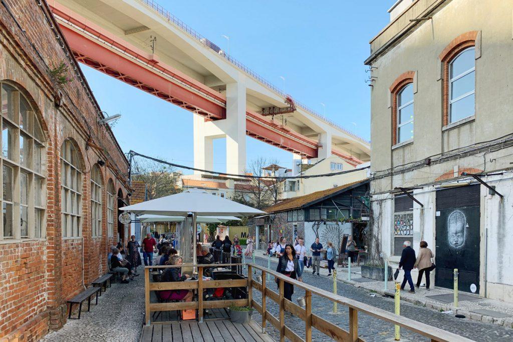 LX Factory Lissabon: 7 bezienswaardigheden in Belém die je niet mag missen - Reislegende.nl