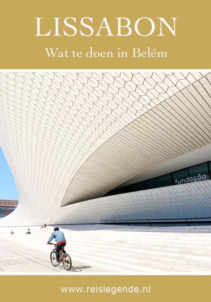 Lissabon: 7 must see bezienswaardigheden in Belém - Reislegende.nl