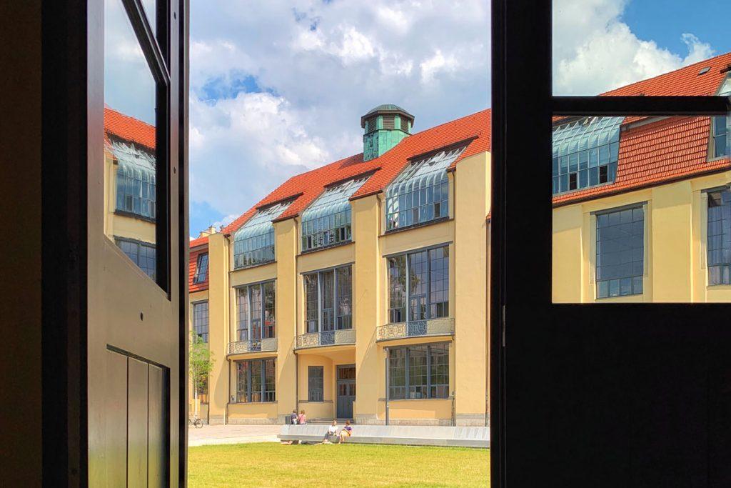 Bauhaus universiteit - Weimar - Reislegende.nl