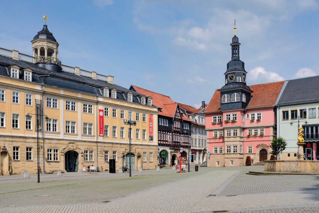 Eisenach Thüringen - Reislegende.nl