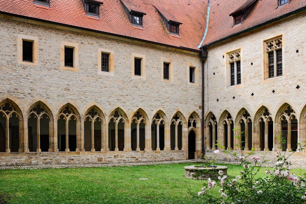 Erfurt Augustineklooster Thüringen - Reislegende.nl