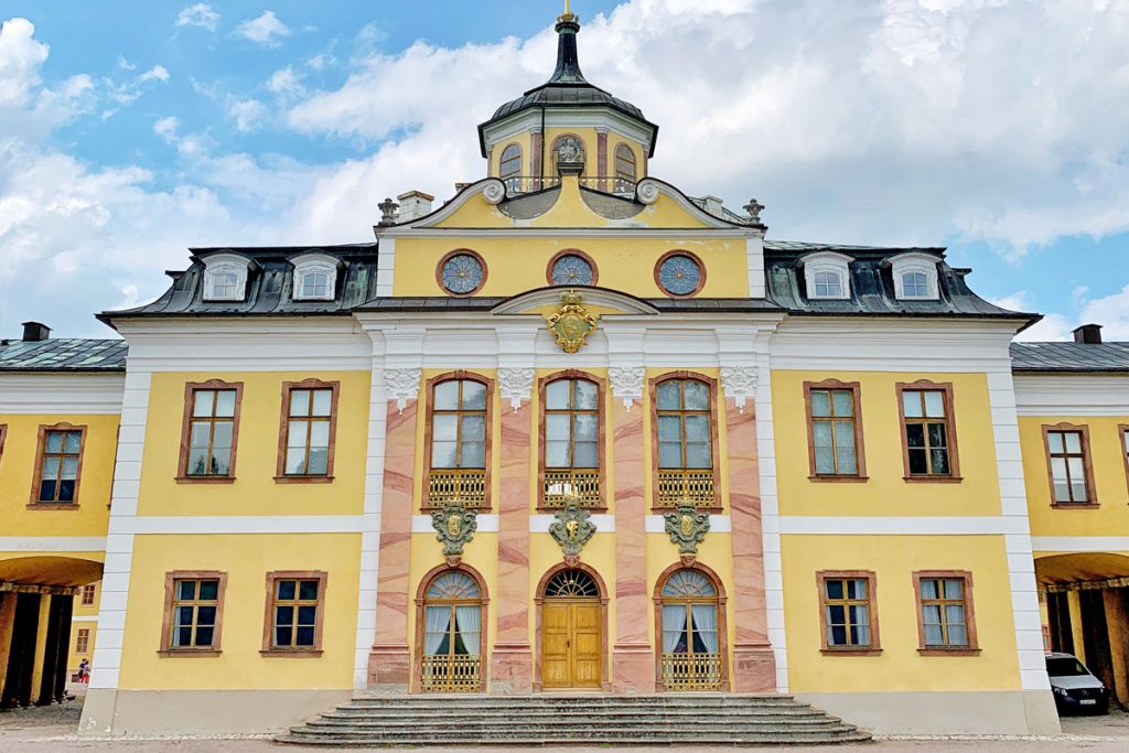 Slot Belvedere Weimar - Reislegende.nl