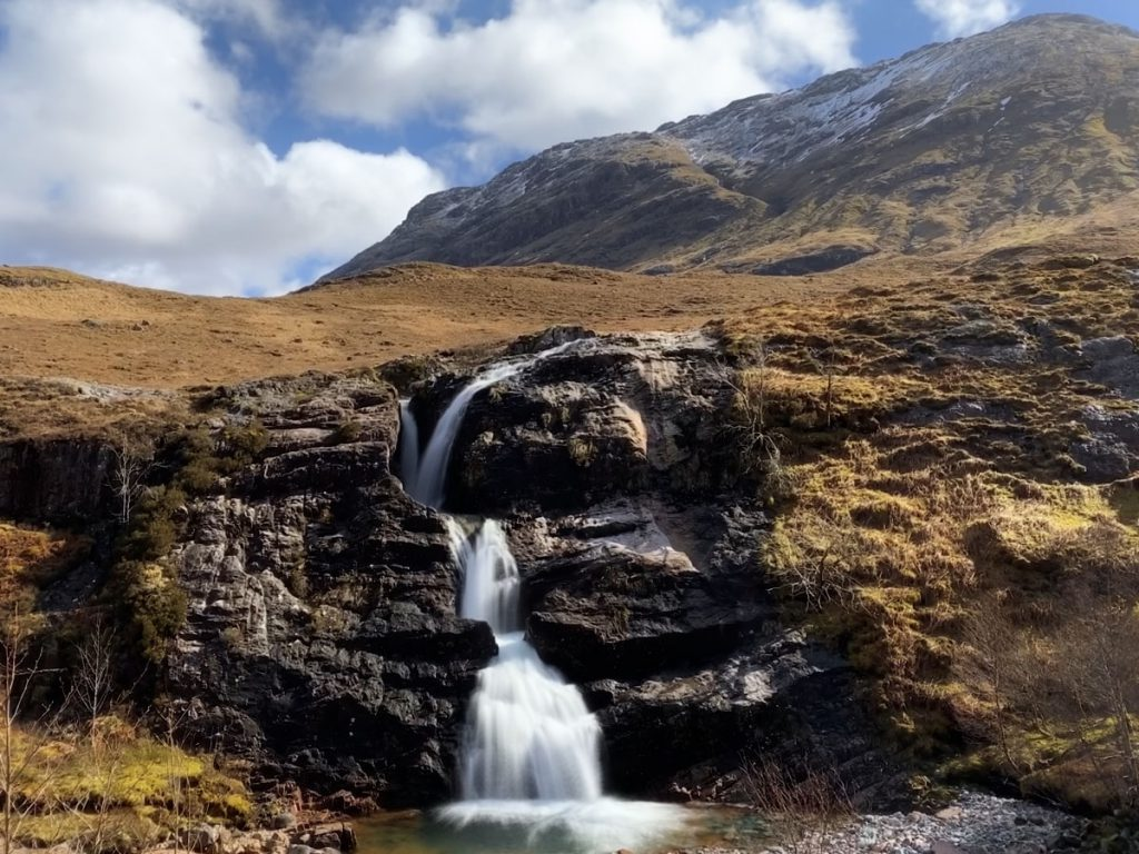 Three Sisters Schotse hooglanden uitstapjes vanuit Landal Piperdam in Schotland - Reislegende.nl