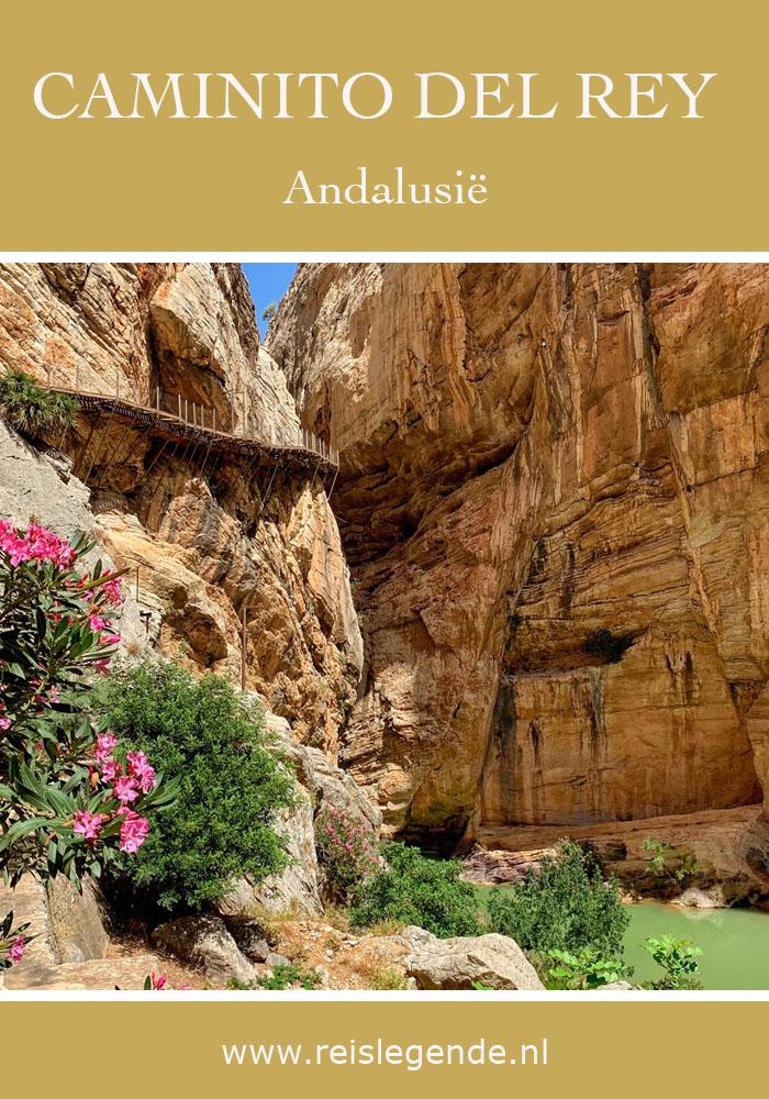 Caminito del Rey Andalusie - Reislegende.nl
