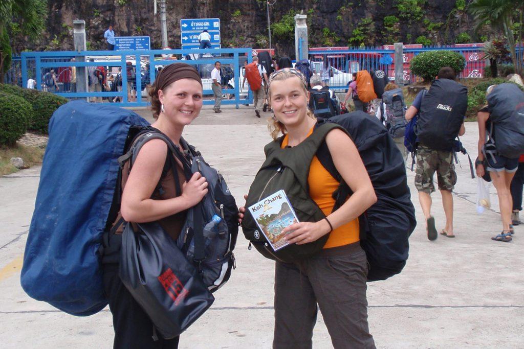 Backpacken in Thailand - Reislegende.nl