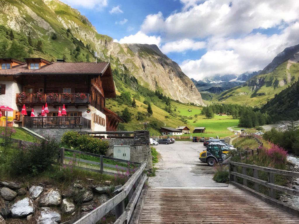 Lucknerhaus in Osttirol Autoroute door Tirol en Vorarlberg - Reislegende.nl
