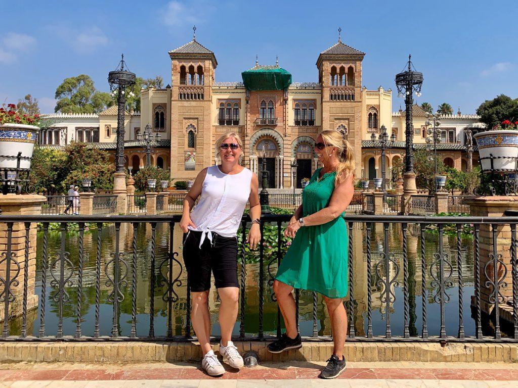 Plaza de América - Sevilla tips: 15 dingen om te doen en te zien - Reislegende.nl