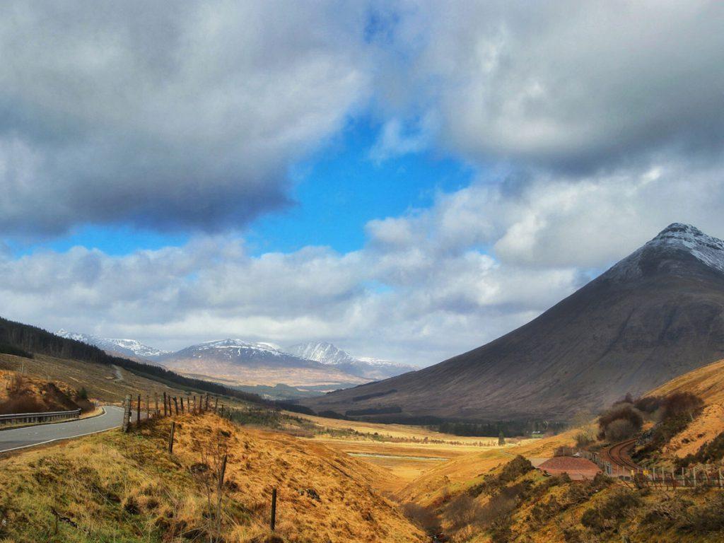 Schotse hooglanden uitstapjes vanuit Landal Piperdam in Schotland - Reislegende.nl