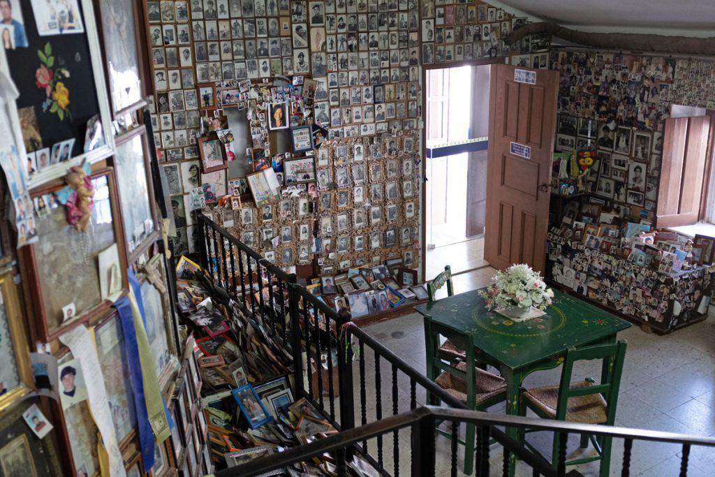 Casa dos Milagres Ermida de Nossa Senhora da Visitação kerk in Montemor-o-Novo Alentejo Portugal - Reislegende.nl