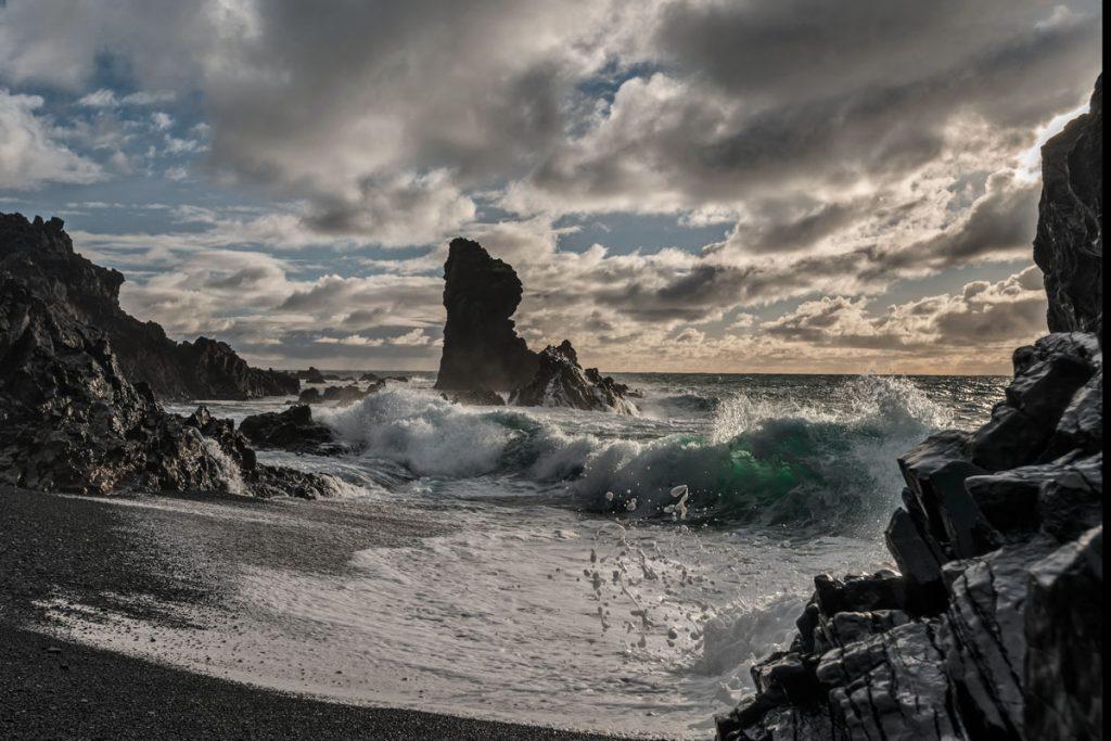 Djúpalónssandur beach, Snaefellsnes highlights IJsland - Reislegende.nl