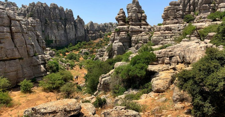 Photo of Wandelen in El Torcal de Antequera