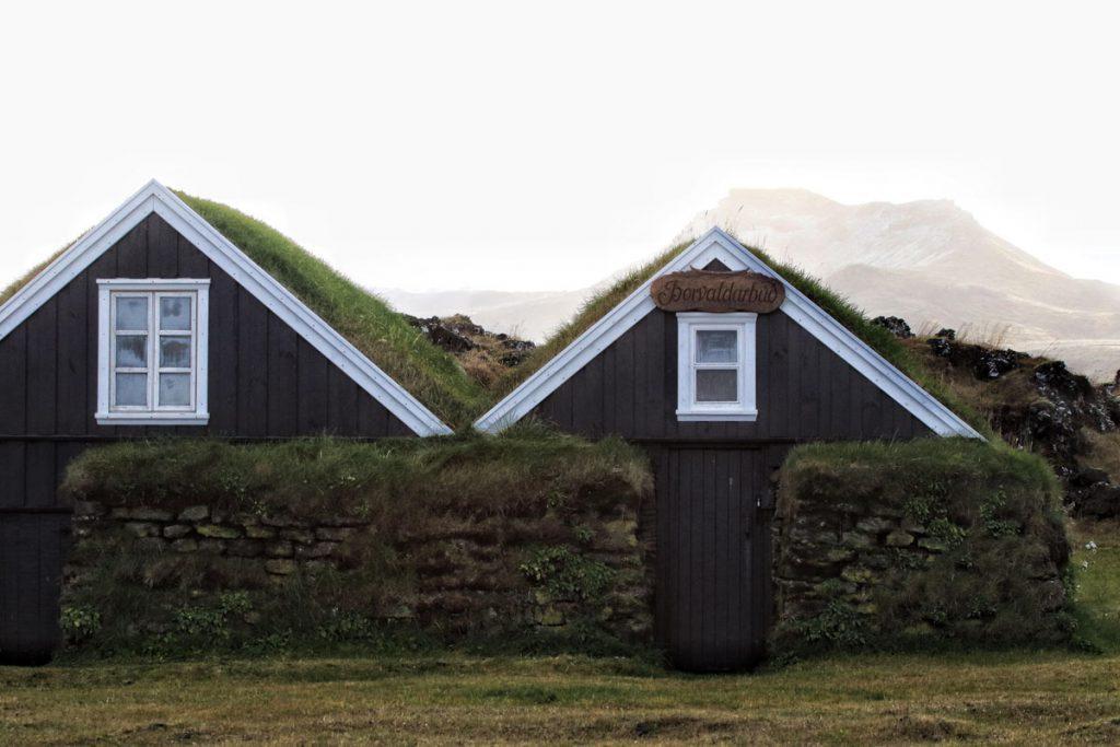 Fishermans Garden and Maritime Museum Hellissandur Snaefellsnes IJsland - Reislegende.nl