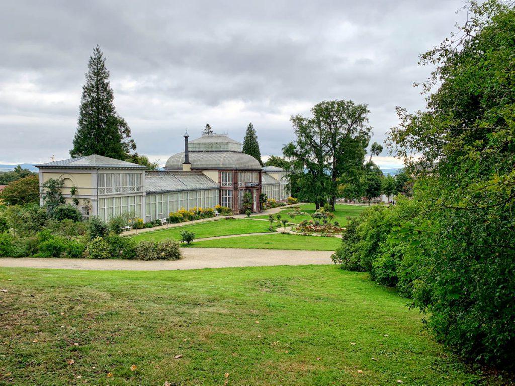 Kassel Schloss Wilhelmshöhe orangerie - Waterspelen in Kassel, bergpark Wilhelmshöhe - Reislegende.nl