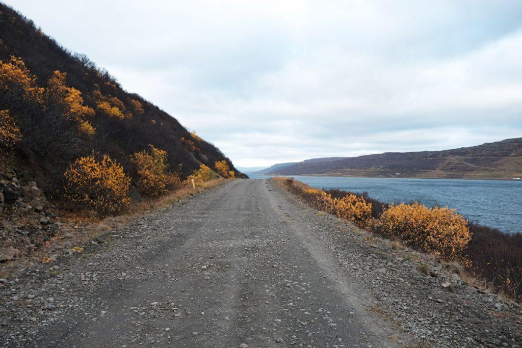 Road 633 Westfjorden IJsland roadtrip - Reislegende.nl