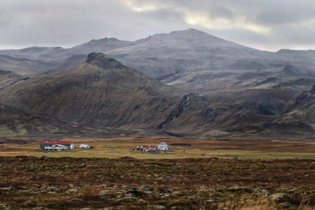 Vergezichten Snaefellsnes schiereiland in IJsland tips voor een route Reislegende - Reislegende.nl