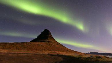Photo of Noorderlicht alias Aurora Borealis fotograferen