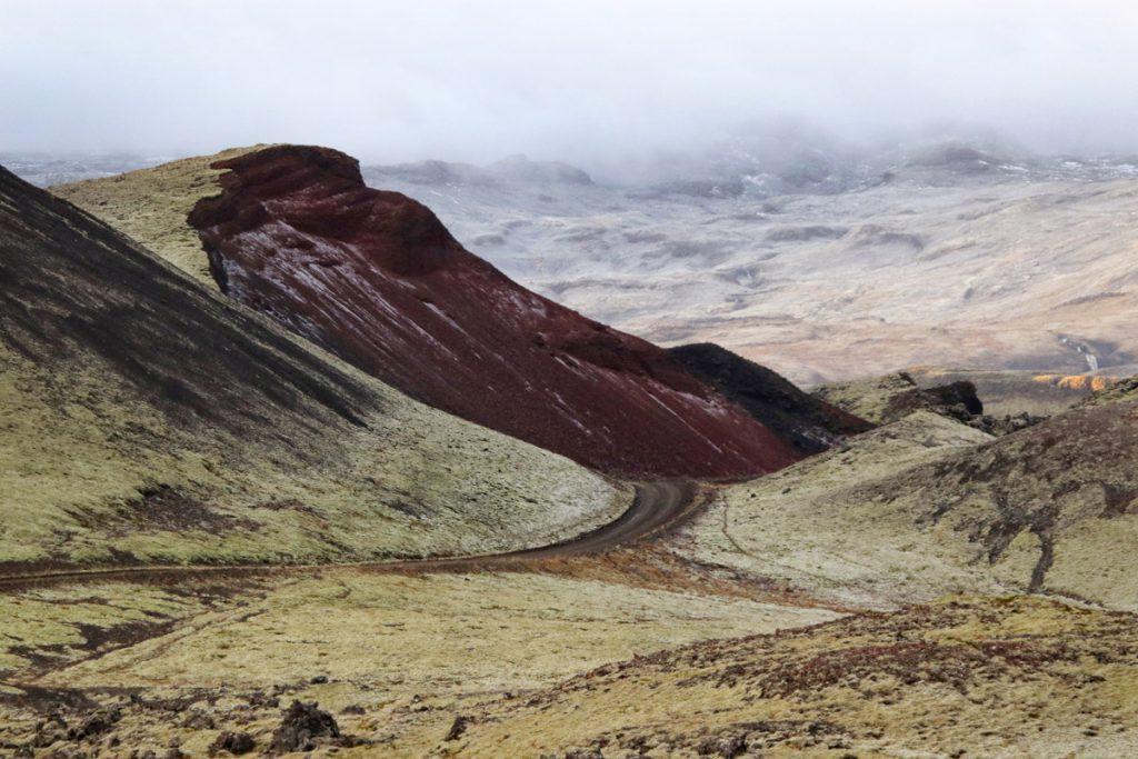 Vulkanen en lavavelden op Snaefellsnes schiereiland IJsland Reislegende - Reislegende.nl