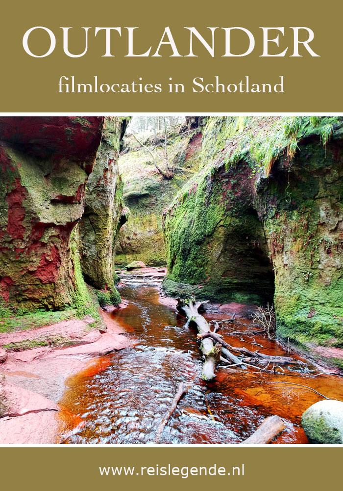 Alle Outlander filmlocaties in Schotland op een rijtje - Reislegende.nl
