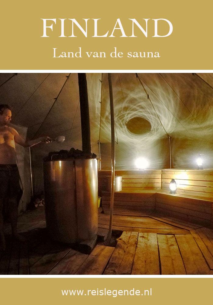 Sauna in Finland, altijd een traktatie - Reislegende.nl