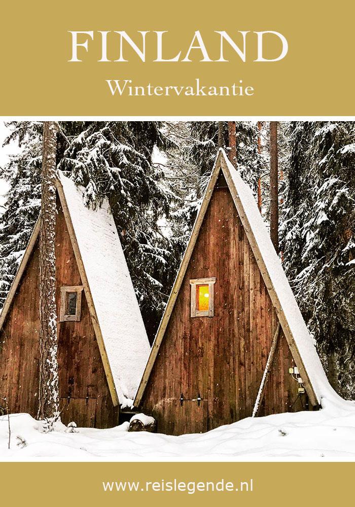 Wintervakantie in (zuid-) Finland met de auto - Reislegende.nl