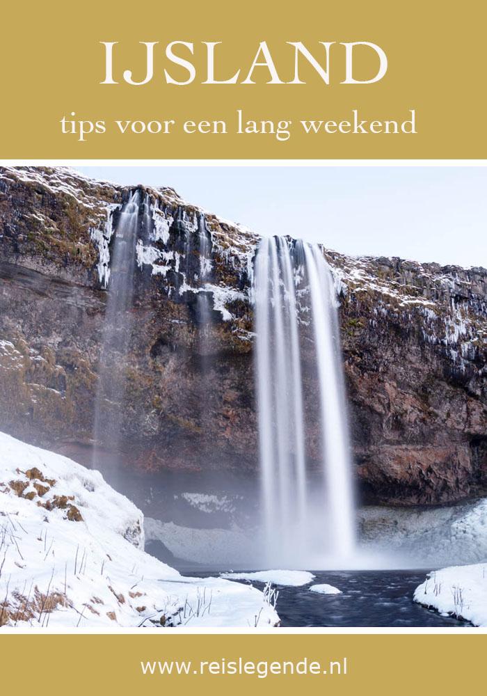 Tips voor een lang weekend IJsland - Reislegende.nl