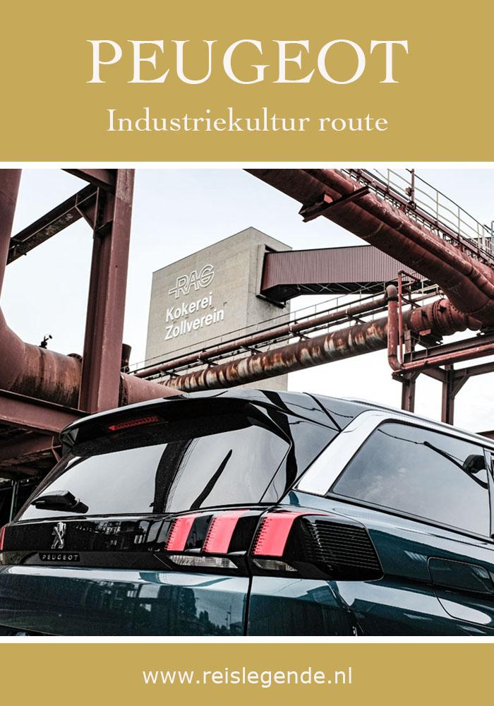 Route door het Ruhrgebied langs kunstwerken en oude fabrieken - Reislegende.nl