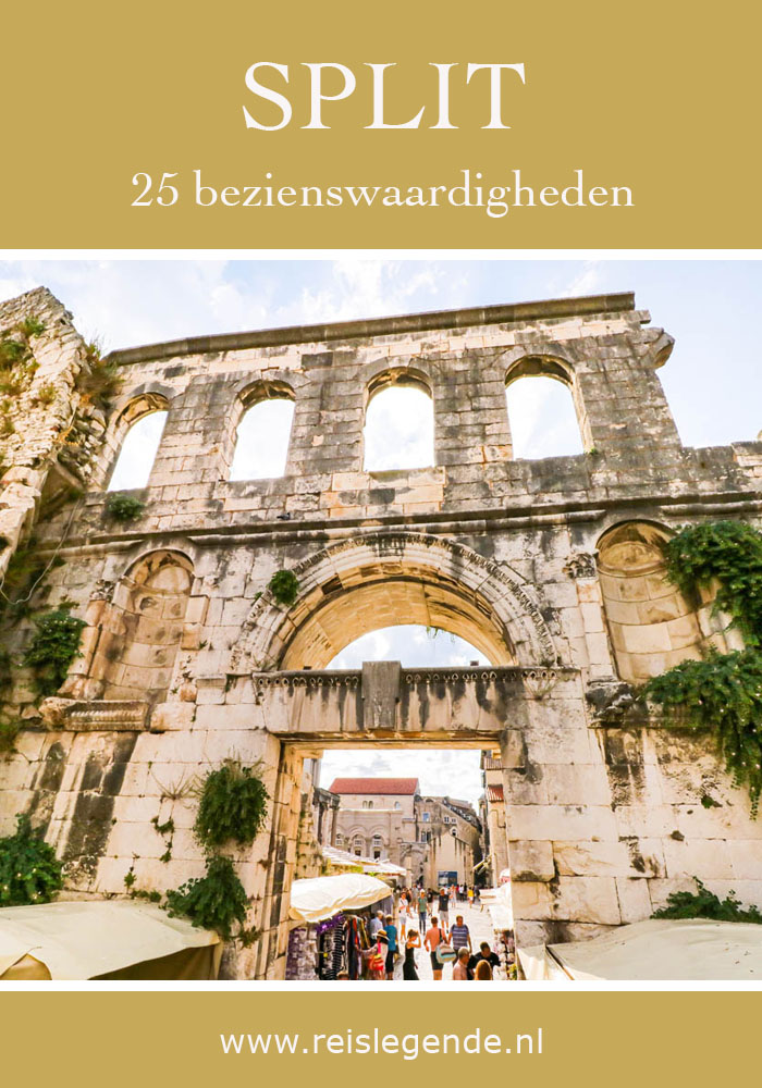 25 bezienswaardigheden in Split die je niet mag missen - Reislegende.nl