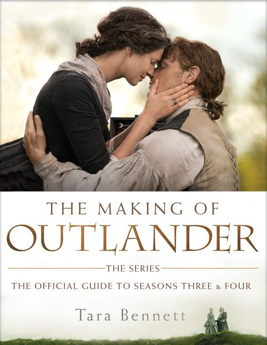 The Making of Outlander seizoen 3 en 4 - Reislegende.nl