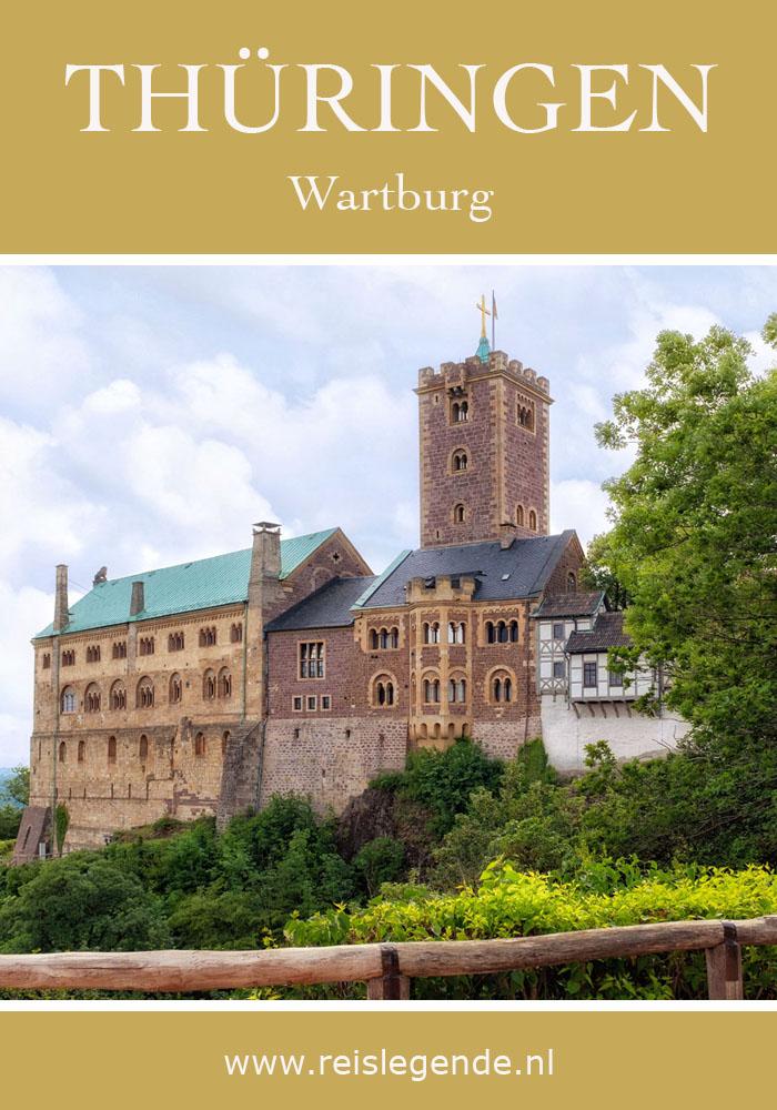 Thüringen Wartburg  - Reislegende.nl