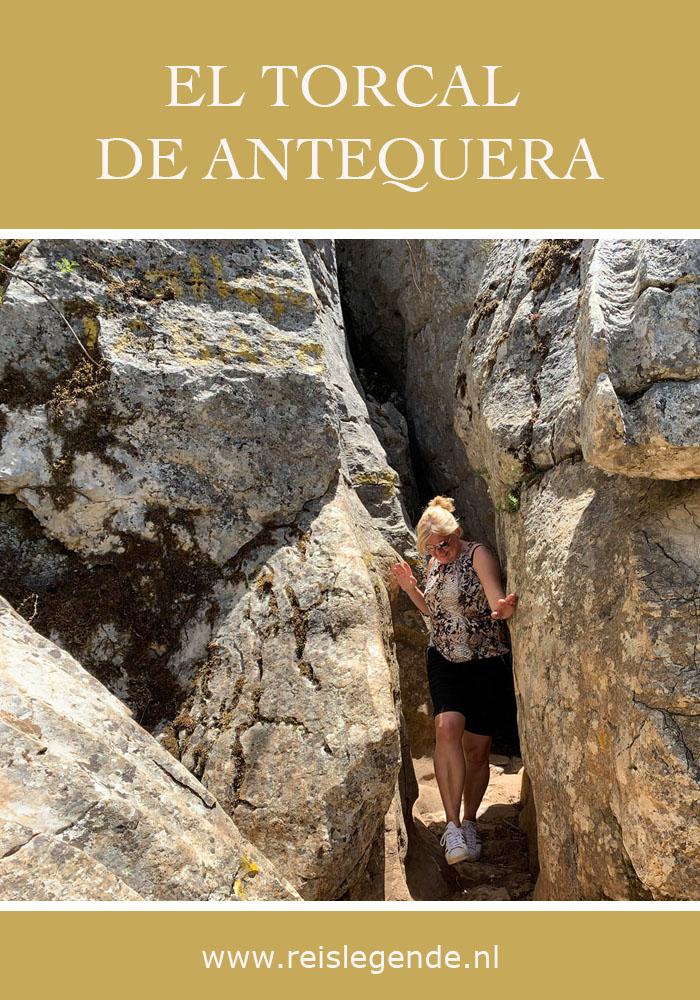 Wandelen in El Torcal de Antequera - Reislegende.nl