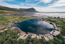Photo of Mooiste hot pools in de Westfjorden van IJsland