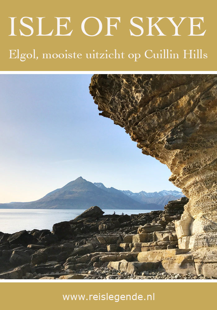 Elgol, plek op Isle of Skye met mooiste zicht op Cuillin Hills - Reislegende.nl
