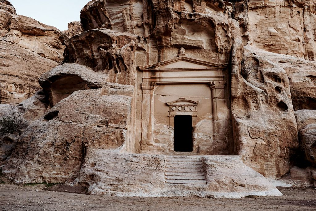 Little Petra (Siq al-Berid), hidden gem in Jordanië - Reislegende.nl