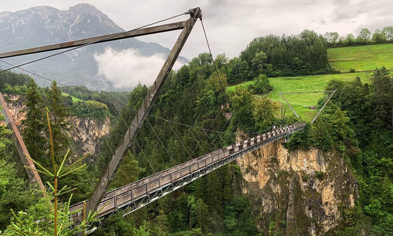 Photo of Benni Raich Brücke in Pitztal