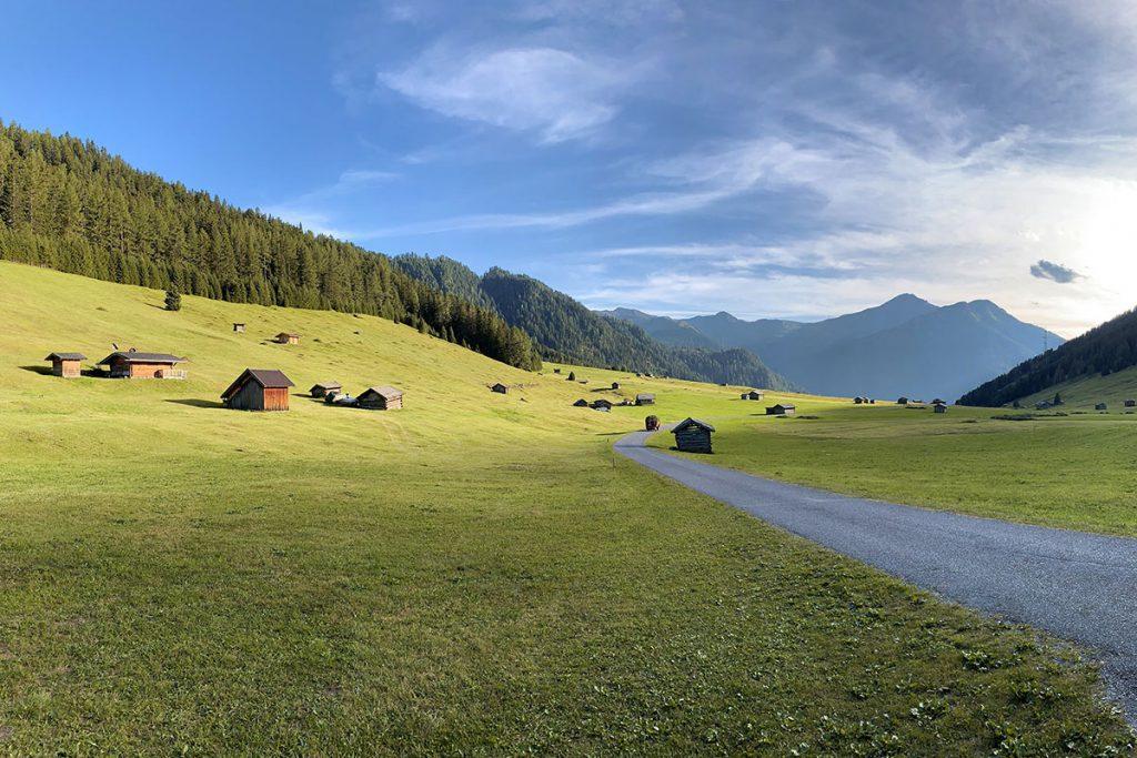 Pfundser Tschey, één van de mooiste valleien van Oostenrijk - Reislegende.nl